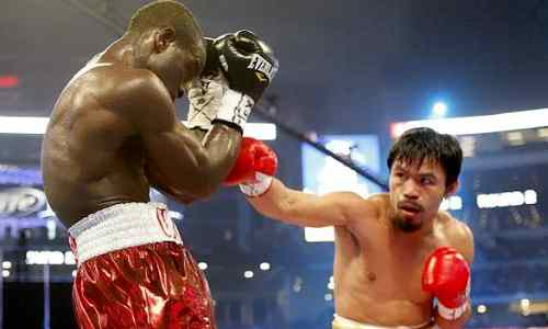 Manny vs Clottey care manny-pacquiao