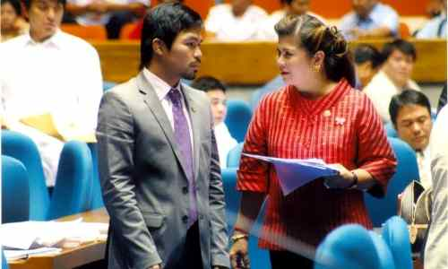 Manny in congress care manny-pacquiao
