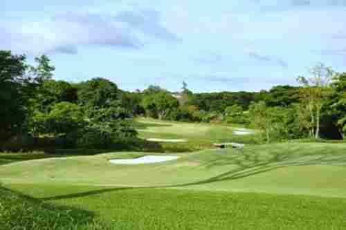 Alabang country golf club