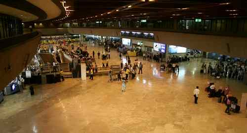 Departure area NAIA1 care ninoy-aquino-international-airport