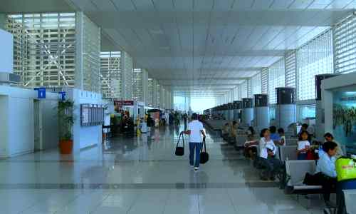 NAIA2 departure hall care ninoy-aquino-international-airport
