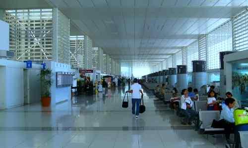 NAIA2 departure hall care ninoy-aquino-international-airport