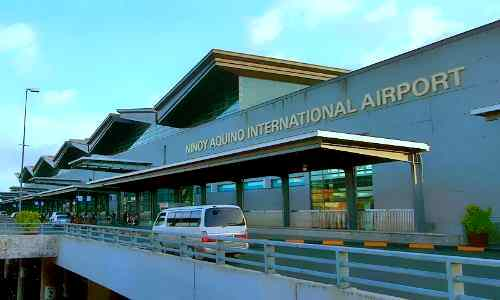 Façade NAIA3 care ninoy-aquino-international-airport