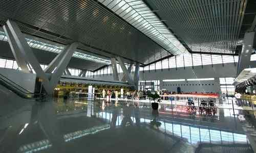 NAIA3 departure hall care ninoy-aquino-international-airport