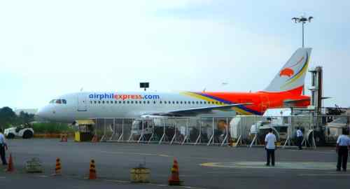 Airbus A320 care air-philippines