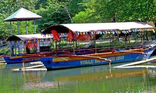 Vigan river cruise