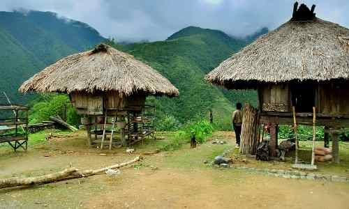 ifugao tribal house care ifugao