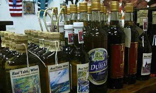Ilocos wine