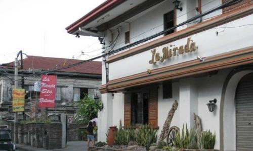 La Mirada spa and resto