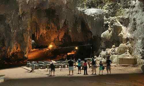Callao cave care philippines-history