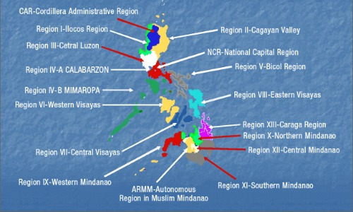 Detailed Map Of The Philippines: Tracking Your Way Around The ...
