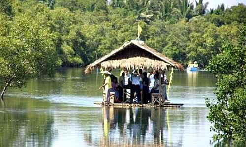 Culajao Mangrove Eco-Park cruise