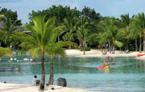Plantation Bay Resort in Mactan Island, Cebu care living in the philippines