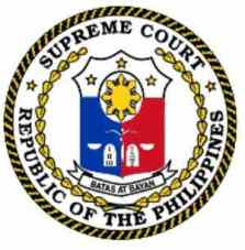 Supreme Court Seal care philippines-government