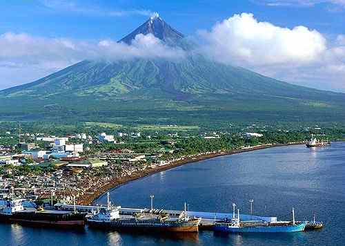 Mayon Volcano care philippines vacation