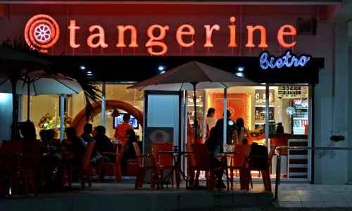 Bistro Tangerine