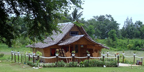 Elegant bahay kubo care philippine-islands