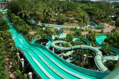 Splash Island Resort