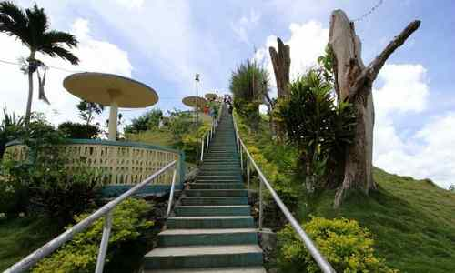 Chocolate Hills viewdeck care best-places-to-retire