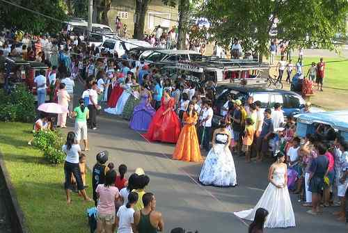 Flores de mayo care philippine-islands
