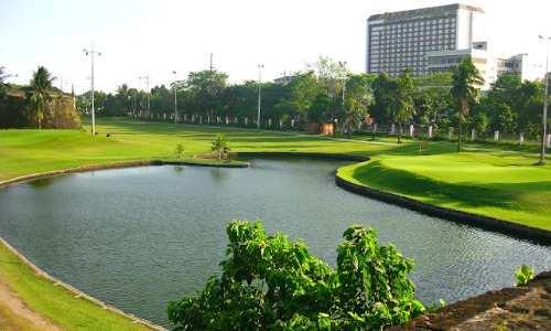 Intramuros Golf Course