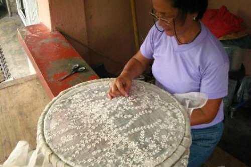 Lumban Embroider