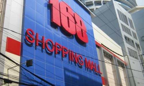 168 Mall Divisoria