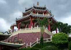 Façade of Cebu Taoist Temple care top10-travel-destinations