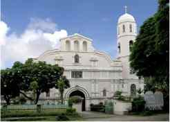 St. Agustine Church in Iba care top10-travel-destinations