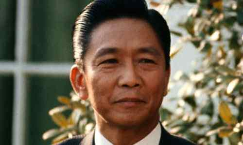 Marcos second term