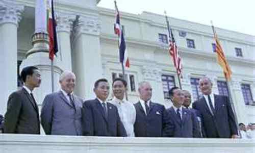 SEATO leaders meeting