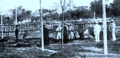 Execution of Rizal at Bagumbayan care jose-rizal