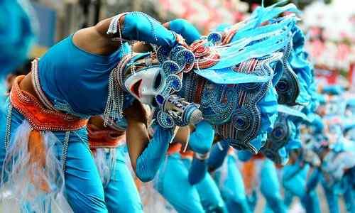MassKara Festival care bacolod-city