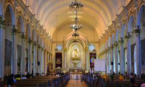 San Sebastian Cathedral care bacolod-city