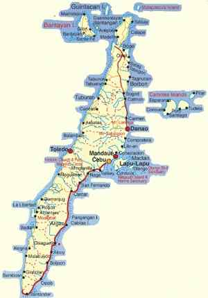 Cebu Philippines Among The Philippines Top 10 Travel Destinations