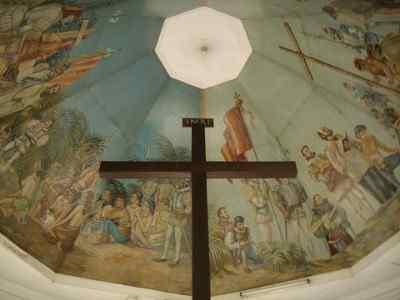 Magellan's Cross care cebu-philippines