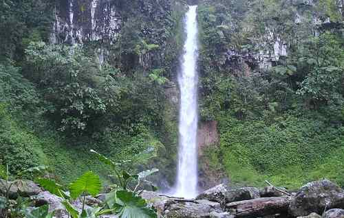 Kalatungan Falls of philippine-provinces