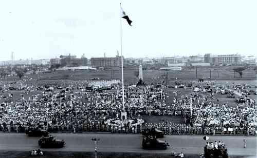 1949 inaugural parade