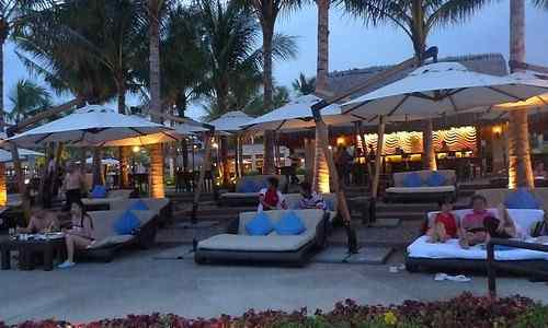 Azure Bar of Crimson Beach Resort & Spa care cebu-philippines