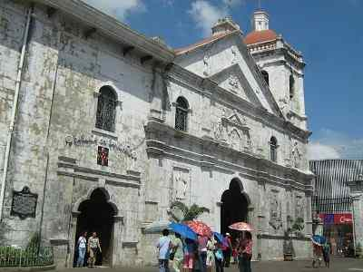 Basilica Minor del Santo Niño de Cebu care cebu-philippines
