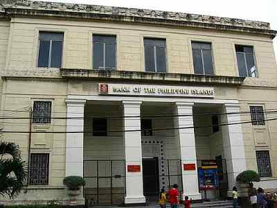Bank of the Philippine Islands Cebu care cebu-philippines