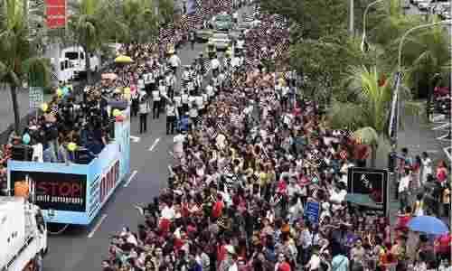 Metro Manila Film Festival parade care philippine-movies