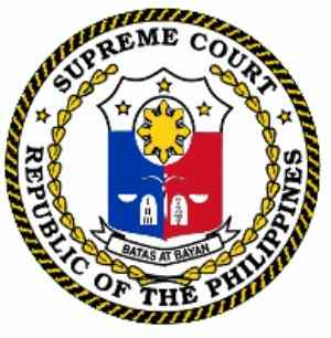 Supreme Court Of The Philippines … The Top Arbiter