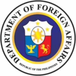 DFA Seal care philippines-government
