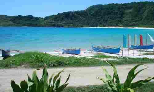 Agua Seda Beach in Ilocos Norte