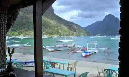 El Nido Bay in Palawan