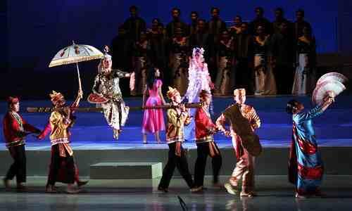 Bayanihan Folk Dance Company