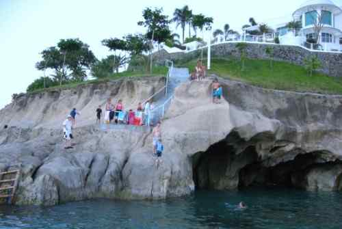 Cliff jumping Batangas care best-places-to-retire