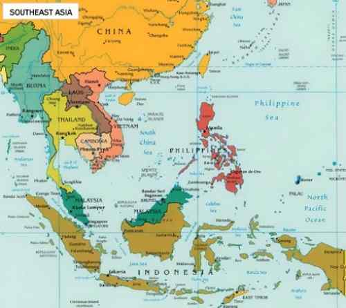 Philippines geographical map care detailed-map-of-the-philippines