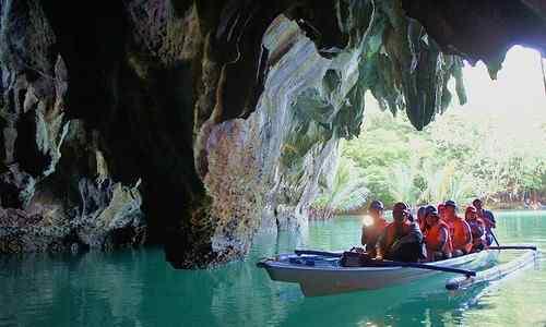 Underground river Palawan care philippines-tourism